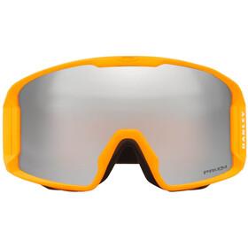 Oakley Line Miner XL Signature Gogle zimowe Mężczyźni, Kokubo/kamikazu derma orange/prizm snow black